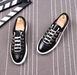 $enCountryForm.capitalKeyWord NZ - spring Genuine leather men designer shoes loafers Casual shoes men business shoes Smoking Slipper Free shipping 236