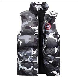 $enCountryForm.capitalKeyWord UK - New women men down vest jacket Outdoor thickening warm Canada man outdoor feather vest keep warm and cold coat