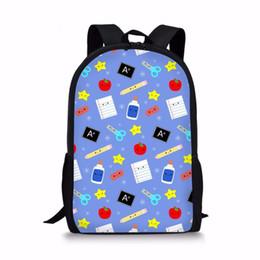 1499105f5bd3 NOISYDESIGNS Nice Kids Back To School Backpack Set Children School Bags Kids  Primary Backpacks S For Girls Boys Schoolbag