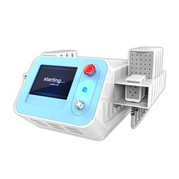 laser lipo machine salon UK - 336 diodes dual wavelength lipolaser slimming machine laser weight loss beauty equipment laser lipo salon beauty