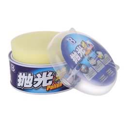 Top car polish online shopping - Top quality Car Polishes Paste Wax Polishing Paste Car Wax Gloss Paint Care Hard Care products scratch repair kit