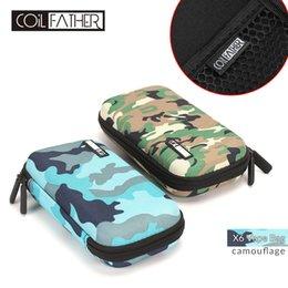 $enCountryForm.capitalKeyWord Australia - wholesale X6s Portable Vape Bag Vapor Tool Pocket Vapor Case for Eletronic Cigarette Hookah