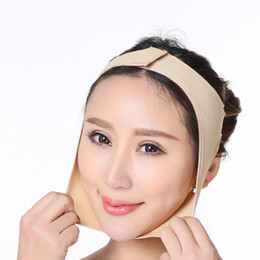 Imported From Abroad Face V Shaper Facial Slimming Bandage Relaxation Lift Up Belt Shape Lift Reduce Double Chin Face Mask Face Thining Band Massage Massage & Relaxation
