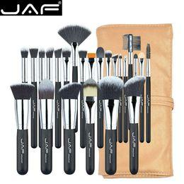 $enCountryForm.capitalKeyWord NZ - 24pcs Professional Makeup Brushes Set High Quality Make Up Brushes Full Function Studio Synthetic Make-up Tool Kit J2404yc-b