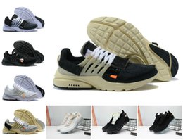 Discount presto air women 2020 New Presto V2 BR TP QS Black White X Running Shoes Cheap The 10 Air Cushion Prestos Sports Women Men Trainer Sneake