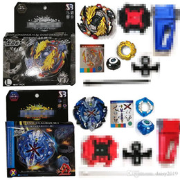 $enCountryForm.capitalKeyWord Canada - New Style 4D Beyblade burst With Launcher And Box Toys Beyblades Burst B67 B00 Arena Metal Fusion God Spinning Top Bey Blade Toy BB848C-2