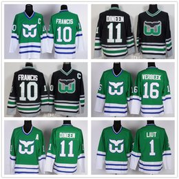 Discount whalers jerseys - Wholesale 11 Kevin Dineen 10 Ron Francis Ice  Hockey Jerseys Stitched 1 fb6a57e47