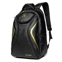 tennis shoes wholesale Australia - 30L Tennis Backpack Sports Travel Backpack Daypack with Separate Shoe Compartment for Badminton Tennis Racquet