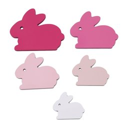 $enCountryForm.capitalKeyWord UK - Cartoon Animal Rabbit Puzzle Toys For Children Multilayer Jigsaw Puzzle Wooden Toys Early Learning Educational Puzzle Games Gift