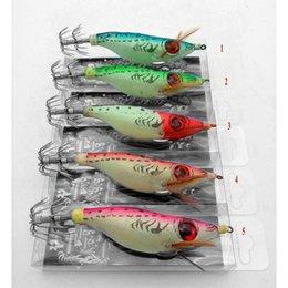$enCountryForm.capitalKeyWord Australia - Fashion New Glow in the Dark Luminous Fishing Lures Hard Bass Baits Jigs Hooks Fishing Tackle Fashion Baits, Lures & Flies