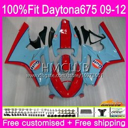 $enCountryForm.capitalKeyWord NZ - Injection For Triumph Daytona 675 09 10 11 12 Bodywork 44HM.20 Daytona-675 Daytona675 Daytona 675 2009 2010 2011 2012 Fairing glossy red