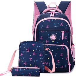 mochila big bag 2019 - Kids School Bags Children Backpacks for Girls Waterproof Backpack Primary Schoolbag Mochila Bookbag Big and Small Size M