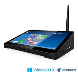 $enCountryForm.capitalKeyWord NZ - pipo x9 Original PIPO X9S 2GB+32GB Quad Core Mini PC Smart TV BOX Dual OS Windows 10 & Android 4.4 Intel Z8350
