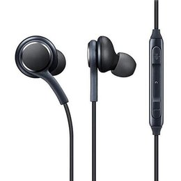 Discount samsung new model phones - Wholesale For Samsung s10 headphones new S10plus S9 mobile phone AKG in-ear headphones Model EO-IG955