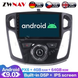 dvd player focus android Canada - Android 9.0 With DSP Carplay IPS Screen For Focus 2012 2013 2014 - 2020 RDS Car GPS Navigation Radio DVD Player Multimedia car dvd