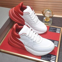 mens classic sports Canada - New Oversized Sneaker Mens Shoes Drop Ship Outdoor Walking Style Shoes Vintage Classic Plus Size Casual Sports Men Shoes Scarpe Da Uomo