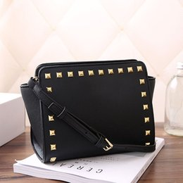 8764be6cd88e coach bags 2019 - Free shipping hot 2018 designer luxury handbags purses  ladies shoulder bags rivet