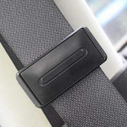 $enCountryForm.capitalKeyWord Australia - 2Pcs Car Safety Belt Clip Universal Vehicle Adjustable Seat Belts Holder Stopper Buckle Clamp Car Auto Safety Belt Accessories