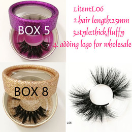ec1e4db2742 Best Seller Real 3D Mink eyelashes 25mm long lashes long lashes with Custom  Packaging Boxes private logo logo lashes