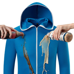 Dry ice clothing online shopping - Outdoor Fishing Clothing Hooded Waterproof Ice silk Men Jacket Quick Drying Shirt Camping Hiking Cycling Fishing Jacket