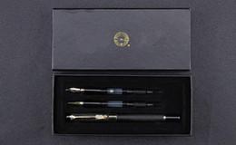 Customize Pens Australia - Metal Faucet Pen Three-piece Gift Bag Set Business Gift Pen Customized LOGO free shipping
