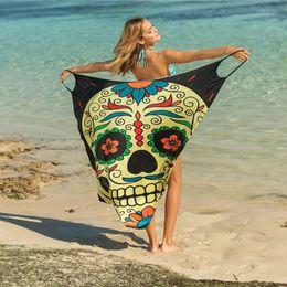 $enCountryForm.capitalKeyWord Australia - Best Selling New Skeleton Bikini Cover Up Wrap Pareo Skirts Women Swimsuit Beach Dress Swimwear Bathing Suit Trendys Stage Wear Cover-Ups