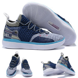 glitter store Australia - Wholesale KD 11 BHM shoes for sale new Kevin Durant Basketball shoes free shipping store