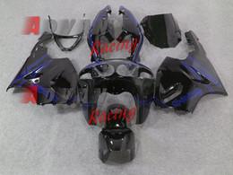 Kawasaki Zx7r Abs Australia - High quality New ABS motorcycle fairings fit for kawasaki Ninja ZX7R 1996-2003 ZX7R 96 97 98 99 00 01 02 03 fairing kits cool blue black
