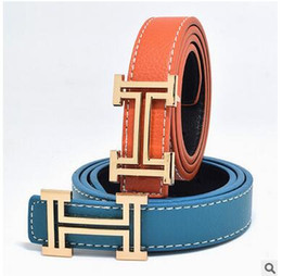 $enCountryForm.capitalKeyWord NZ - 2Children's leather jeans trousers dress designer leather belt with shiny metal buckle