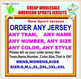 Basketball Football Jerseys NZ - Custom american football jerseys San Francisco ny college authentic retro rugby soccer baseball basketball hockey jersey 4xl 6xl 8xl vapor