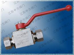 $enCountryForm.capitalKeyWord Australia - Stainless steel high temperature and high pressure card sleeve ball valve