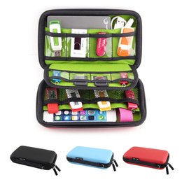 Flash Drive Storage Australia - 1PCS Waterproof USB Cable Storage Bag Drive Earphone Flash Organizer Hard Drives Digital Gadget Devices Organizador Bags