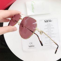 $enCountryForm.capitalKeyWord Australia - Sunglasses For Men Womens Carti Sunglasses Unisex Designer Sunglasses Vintage Flash Designer Glasses With Original Box