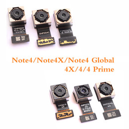 Camera Module Flex Cable Australia - Back Rear Camera Flex Cable Module for Xiaomi Redmi 4 Pro Prime Redmi note 4 4X global  China MTK Replacement