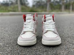 promo code 67259 640a0 Designer-Schuhe 1 hohe og Segel Phantom Gym weiß Red Bugs Bunny hohe Männer  Basketball-Schuhe Sport Turnschuhe Trainer hochwertige Größe 36-46