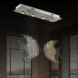 Chandeliers Modern Led American Garden Flower Chandelier Living Room Exquisite Carved Ceramic Lighting Restaurant Wrought Iron Pendant Lamps Ceiling Lights & Fans