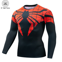 $enCountryForm.capitalKeyWord NZ - NEW 3D Printed Long Sleeve T Shirt Men Fitness Tights Running Sport Shirt Mens Rashgard Gym Quick Dry Tops Tees Clothing S-4XL