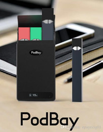 $enCountryForm.capitalKeyWord Australia - New products USA hot selling podbay vape pen power bank PCC case ecig charging device wireless Charger for pod system