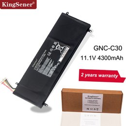 "laptop mah UK - Kingsenr GNC-C30 Laptop battery For Gigabyte 14"" P34G V1 V2 U2442 U2442N U2442S U2442V U24 U24F U24T U2442T U2442D U2442F Series 961TA002F 1"