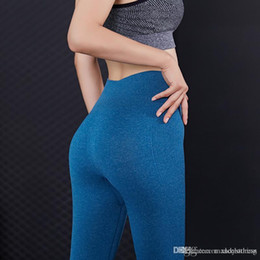 $enCountryForm.capitalKeyWord NZ - Colorvalue Super Soft Hip Up Yoga Fitness Pants Women 4-Way Stretchy Sport Tights Anti-sweat High Waist Gym Athletic Leggings