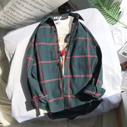 Mens patchwork plaid shirts online shopping - New Men s Plaid Flannel Shirt Spring Comfortable Male Slim Fit Business Casual Long sleeved Shirts For Mens Fashion Soft Shirts