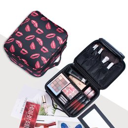 $enCountryForm.capitalKeyWord Australia - Fashion Cosmetic Bag Women Makeup Bag Professional Cosmetic Case Travel Make up Organizer Kits 2019 New