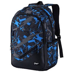 fef911986496 2017 Hot New Children School Bags Teenagers Boys Orthopedic School  Backpacks Kids Schoolbag men travel laptop backpack Mochilas