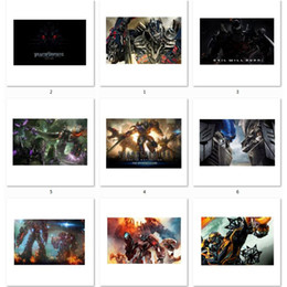 Wholesale movie transformer resale online - Transformers Movie Metal Painting Martin Metal Signs Tin Painting cm Bar Cafe KTV Home Bar Wall Decor Metal Painting