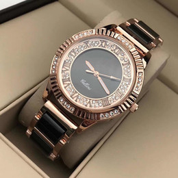 italy quartz watches Canada - 2019 Italy Top Brand Women Bracelet Watches Montre Femme Luxury Gold Silver Quartz Watches Women Gift For Ladies Reloj Mujer