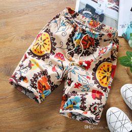 $enCountryForm.capitalKeyWord Australia - Mens Shorts Casual Bermuda Brand Personality Pattern Compression Male Cargo Shorts Men Linen Fashion Men Short Summer Linen M-4XL