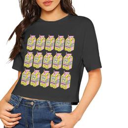 $enCountryForm.capitalKeyWord Australia - Lyrical Lemonade Women T-Shirts Midriff-baring POP Sweatshirts Multi Novelty Clothing Short Sleeve 100% Cotton Shipping Free