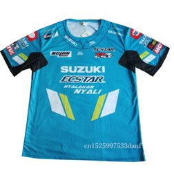 $enCountryForm.capitalKeyWord Australia - 2019 New Motorcycle S Car Racing Team Jersey T-shirts DH MX Downhill outdoor sport T Shirt Tops Summer Wear Ice Cold Feel