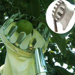 $enCountryForm.capitalKeyWord Australia - Garden Pruning Fruit Picker Gardening Apples Pear Peach Picking Tool Metal Long Distance Collection Gathering Tools
