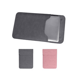 $enCountryForm.capitalKeyWord UK - Tablet case, 13.3-14.1-15.4-15.6 inch size leather matte PU leather high quality computer case